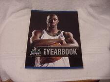 BEAUTIFUL 2004-05 Minnesota Timberwolves Yearbook, Kevin Garnett, VERY NICE!
