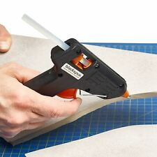 Vinsani DIY Craft Mini Glue Gun Hot Melt Easy Use Trigger with 52 Glue Sticks