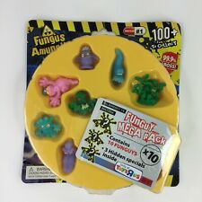 Fungus Amungus Funguy Mega Pack Includes 10 Figures 3 Mystery SHIPS FREE NEW