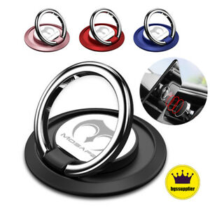 Universal 360° Finger Ring Mosafe® Cell Phone Holder Stand Magnetic Metal Plate