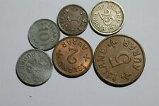 ICELAND OLD COINS LOT B32 WZ31