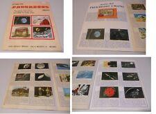 ALBUM FIGURINE STORIA DEL PROGRESSO UMANO ED. IMPERIA 1966 COMPLETO !!!