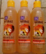 Dark and Lovely Au Naturale Moisture LOC Cleansing Shampoil 13.5 fl oz (3 pack)