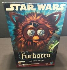 New FURBACCA 2015 Star Wars The Force Awakens Chewbacca Furby MIB Hasbro Disney