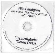 NILS LANDGREN-EPK The Moon The Stars+LIVE+INTERVIEW>Limited Promo-DVD>PR-Acetat