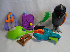 McDonald's& Burger King Lot Replacement Parts / Accessories / Various Years