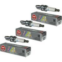 3X NGK Laser Iridium Premium Zündkerze 7980 Typ IKR6G11 Zünd Kerze