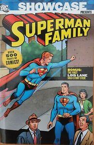 DC Showcase Presents Superman Family Volume 1 TPB Trade Paperback