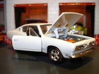 "1968 68 PLYMOUTH BARRACUDA 426 HEMI LIMITED EDITION 1/64 M2 ""PLYMOUTH"" MOPAR"