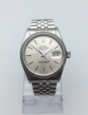 Men's Rolex DateJust Stainless Steel Watch Reference 16030 Ca.1988
