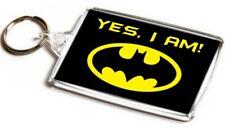 Yes I Am Batman Jumbo Keyring