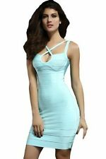 Women's No Pattern Strappy, Spaghetti Strap Sundress Knee Length Dresses