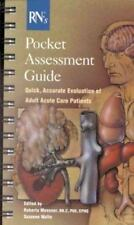 Registered Nurses Pocket Assessment Guide: Quick, Accurate Evaluation of Adult