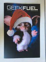 GEEK FUEL Magazine GREMLINS GIZMO Cover Issue 35 December 2017 Excellent