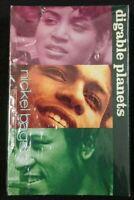 New! DIGABLE PLANETS NICKEL BAGS Cassette Single RARE! 90's Jazz Rap Hip Hop
