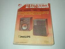 CATALOGUE LIVRE  Le Haut-Parleur son Télévision Radio Electronique  1975 n°1521