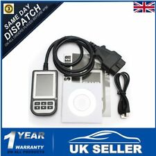C110 Scanner Airbag ABS Engine Diagnostic Fault Code Scan Reader Obd2 for BMW UK