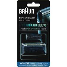 Braun personal care combi pack 10 B nuevo negro cabezal para la maquinilla de afeitar