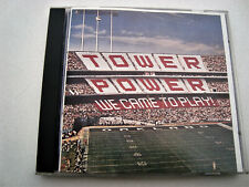 Tower Of Power CD-ALBUM: We Came To Play - Rhythm & Blues, Funk  - WIE NEU