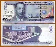 Philippines, 100 Piso, 2013 P-219 UNC > Commemorative 100 years TAON Shell
