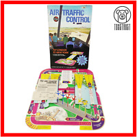 Airfix Air Traffic Control Vintage Educational Board Game Retro Flight Game 1975
