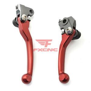For Honda TRX400EX 1999-2008 2007 2006 3D CNC Brake Clutch Levers Pivot Handle