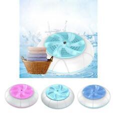 Portable Mini Washing Machine Untrasonic Pulsator Tub Washer for Underwear Pants