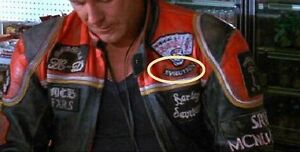 Vu Sur Film Haxly Dxson & Marlboro Homme MICKEY Veste : Évolution Rocker