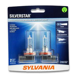 Sylvania SilverStar Low Beam Headlight Bulb for Chevrolet Uplander Impala ci