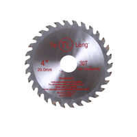 Wood Cutting Saw Blade 110 Angle Grinder Circular Drill Saw Blade Power Tool ^P
