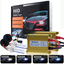 55W HID Xenon Headlight Kit H1 H7 H11 9005 9006 D2S For BMW 328i 528i 750Li Gold