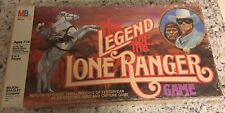 The Legend of the Lone Ranger Board Game (Milton Bradley, 1980)