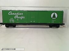 "MICRO TRAINS 03800220 ""CANADIAN PACIFIC"" 50' PLUG DOOR BOXCAR MIB N SCALE"