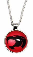 Thundercats Logo Glass Domed Necklace PENDANT