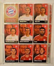 Panini FC Bayern München Trading Cards / 2012 / alle 83 Karten komplett im Set