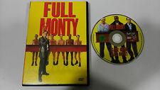 FULL MONTY DVD EDICION ESPAÑOLA