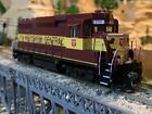 HO Scale PROTO 2000 GP30 DCC Ready Diesel Locomotive Wisconsin Central DETAILED