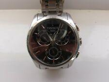Tissot Mens Chronograph Watch. 99p start.