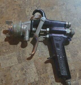 Vintage Binks Model 7 36SD Paint Spray Gun $649 New