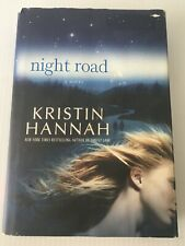 Night Road By Kristin Hannah (Hardcover 2011) Book FREE US SHIPPING!
