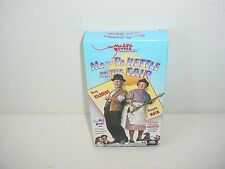 Ma and Pa Kettle at the Fair VHS Video Tape Movie