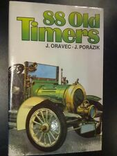 Book 88 Old Timers door J. Oravec en J. Porázik