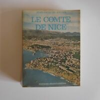 Jean Jacques ANTIER 1978 Le Comté de Nice histoire Editions France Empire N7056