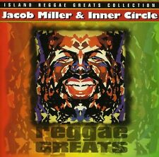 Jacob Miller & Inner Circle, Inner Circle - Reggae Greats [New CD]