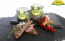Hausmacher Leberwurst-Wurstkonserve 160g im Glas