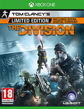 Tom Clancy's The Division - Limited Edition - XBox One -Excel 1st Class Delivery