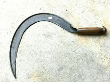 (n°10) old tool /  OUTIL ANCIEN / SERPE / FAUCILLE  45 cm.