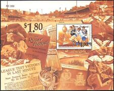 New Zealand 1995 Rugby League/Test Match/Sports/Games/Anniversary 1v m/s (b6785)