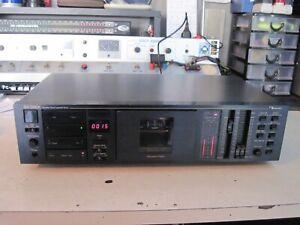 PIASTRA A CASSETTE NAKAMICHI  BX - 300 E  USATA  3 TESTINE