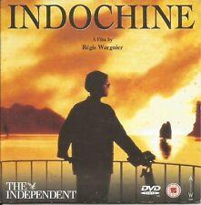 INDOCHINE - INDPENDENT PROMO DVD
